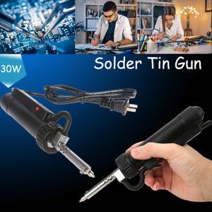 Automatic Suction tin Repair Iron Desoldering Pump Electric Vacuum Solder Sucker