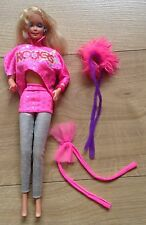 Vintage Retro 1986 'Barbie & The Rockers' Barbie Doll!