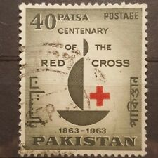 PAKISTAN 1963 Red Cross  mi.nr 193
