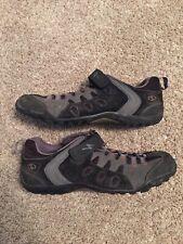 Specialized Body Geometry Tahoe Men Black Gray MTB Clip in Shoes Size 11.5