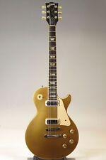 Gibson 1975 Les Paul Deluxe Gold Top, Electric Guitar, u1114