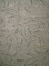 "ZOFFANY CURTAIN FABRIC DESIGN ""Canterbury"" 0.70 METRE GRISAILLE 100% LINEN"