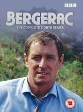 BERGERAC COMPLETE SERIES 8 DVD Eighth 8th Season Eight Original  UK Brand NEW R2