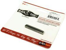 """GRAPH TECH BLACK TUSQ XL 1/4"""" Slotted Nut PT-6060-00 fits EPIPHONE LES PAUL"""