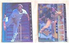 TWO 1996 CRICKET CARDS - SHANE WARNE
