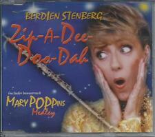 BERDIEN STENBERG - Zip-a-dee-doo-dah CD SINGLE 2TR 1997 HOLLAND (Mary Poppins)