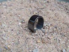 Hämatit Ring 10mm Blutstein Steinring