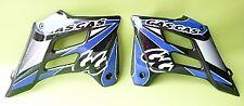 Ouïes noire bleu BE300520013-12 Gasgas origine