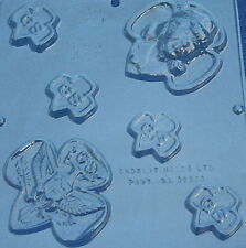 GIRL SCOUT PIECES CHOCOLATE CANDY MOLD MOLDS DIY PARTY FAVORS SCOUTS TROOP PARTY