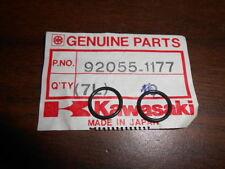 NOS Kawasaki OEM Valve Guide O-Ring KLF110 KLF220 EX250 ZX600 92055-1177 QTY2