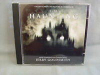 The Haunting- OST by Jerry Goldsmith- Varese Sarabande 1999 WIE NEU