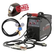 Unimig Viper Inverter 180 amp MIG / MMA Welder GTD-KUMJRVM182-UMBJWH-BONUS