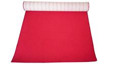 Hollywood Red Carpet Step 8' length Repeat display Backdrop Floor Runner premium
