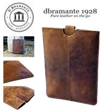 "Dbramante1928 REAL LEATHER 7"" Universal Tablet Case/Cover for iPad Mini 1/2/3/4"