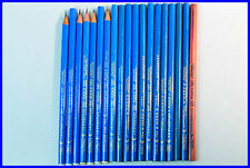 19 x Bleistift STAEDTLER MARS 754 Kopierstift Buntstift /copying Pencils Germany