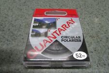 Quantaray Filter 52mm Circular Polarizer C-PL