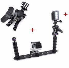 Handheld Selfie Diving Underwater Mount for GoPro 3/3+/4/5 Xiaoyi SJ4000 Camera