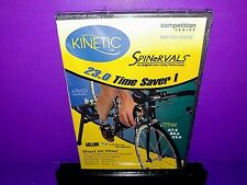Spindervals Indoor Cycling Workout 23.0 Time Saver Dvd Brand New B520