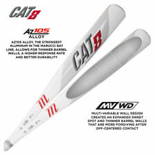 "2019 Marucci CAT 8 -10 27""/17 oz. Youth Jr Big Barrel USSSA Baseball Bat MJBBC8"