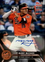 2018 Topps National Baseball Card Day Autograph Singles (Pick Your Cards)