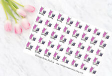 Laundry Functional Planner Stickers, For All Types of Planners, Erin Condren