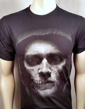 Sons Of Anarchy Jax Calavera Cara Samcro Motero Soa Moto Segador Camiseta S-3Xl