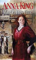 Maybe This Time, Anna King | Paperback Book | Good | 9780751548365