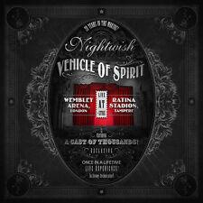 NIGHTWISH - Vehicle Of Spirit 2 CD & 3 DVD box