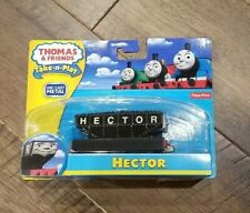 Thomas and Friends Take n Play Hector Portable Railway Die-Cast Metal Train nib