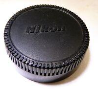 generic F mount Rear Lens Cap for Nikon Nikkor Ai-s AF-S ED -  Free Shipping USA