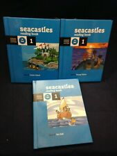 Seacastles Reading Book Units 4, 5 & 6 (2004) BN HB 200306