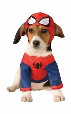 Rubies Marvel Spider Man Super Hero Movie Comic Dog Pet Halloween Costume Medium