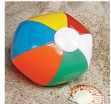 "7"" Inflatable Beach Ball Fits 18"" American Girl  Dolls"