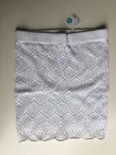 Above Knee Machine Washable Mini 100% Cotton Skirts for Women