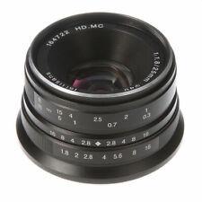 7artisans 25mm F/1.8 Manual Focus HD MC Lens For Fujifilm FX mount X-Pro2 T20 E1