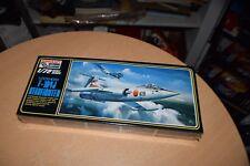Hasegawa Minicraft Model Kit #013 F-104J Lockheed Starfighter NEW SEALED