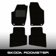 Exclusive Design Fußmatten für Skoda Roomster Bj 2006-2015