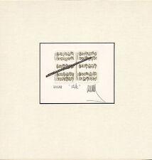"""manuel j.estop zafra etching titled """" flute """" signed in pencil"""