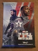 Falcon and the Winter Soldier 27x40 1-Sheet DS Movie Poster Double sided MARVEL