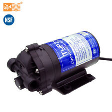 RO 24V 50gpd Water Booster Pump 2500NH Increase Reverse Osmosis System Pressure