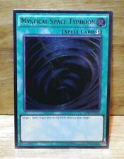 x 1 Mystical Space Typhoon AP08-EN002 Ultimate Rare Near Mint/Mint
