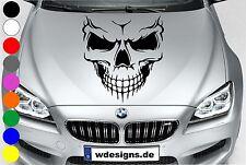 Adesivi per auto TESCHIO SCHELETRO Cofano Arrabbiato Lunotto posteriore BMW