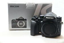 Pentax KP DSLR Black 24.3MP Black (BODY ONLY)-USED-BOXED-EXCELLENT-AMJ18-