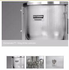 Blichmann 7 Gallon Conical Fermenter w/ Standard Fittings Homebrew Beer Wine
