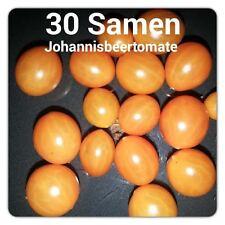 30 Samen Johannisbeertomate...super klein und lecker...ideal für Salate