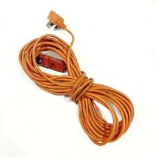 10M Garden Machinery Cable Flymo Complete With Genuine Flymo Plug