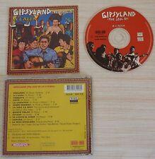 RARE ALBUM CD GIPSYLAND THE SOUL OF A L'ALBA 12 TITRES 1995