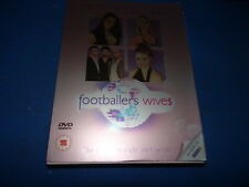 Footballers' Wives (DVD, 2001, 3-Disc Set)