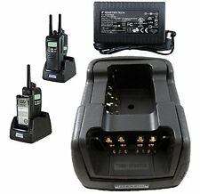 Power Products Dual Radio Charger for Motorola XPR6300 XPR6550 XPR6350 and More