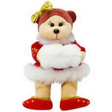 """SKANSEN BEANIE KID """"ANASTASIA"""" THE BEAR NEW  WITH MINT TAG  OCTOBER 2007 RELEASE"""